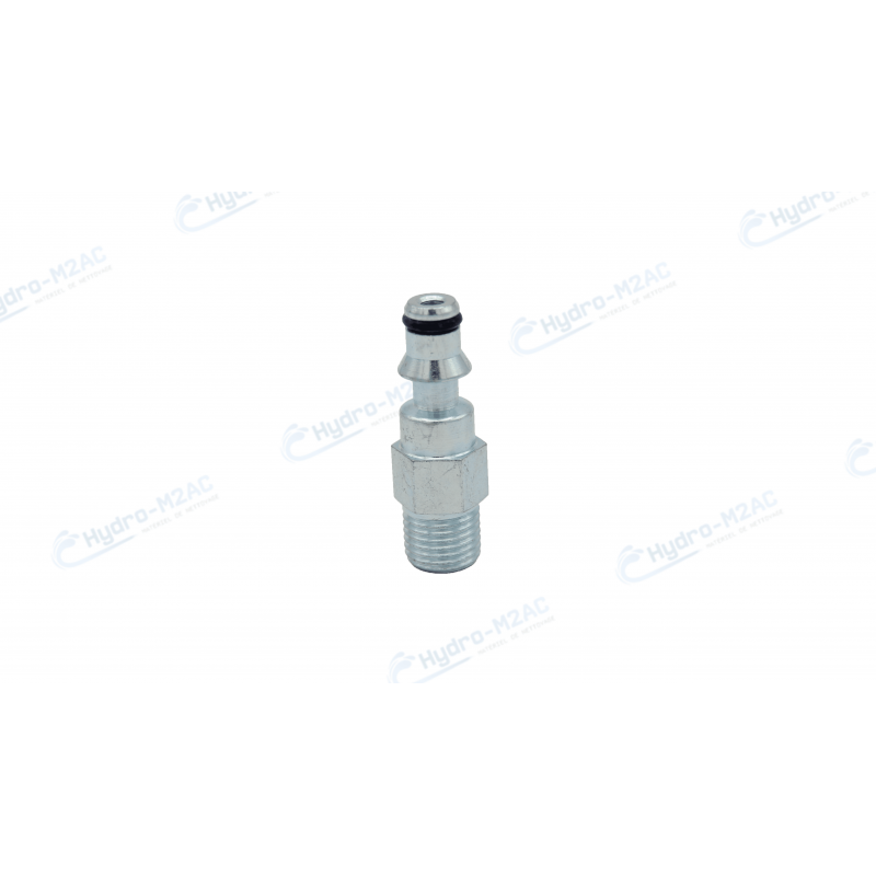 5.009.0751 - RACCORD RAPIDE MALE 1/4M X QUICK COUPLING