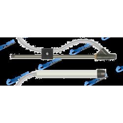 11.011.2093 - KIT DE SABLAGE 150 BARS M22 POUR NETTOYEUR HAUTE PRESSION LAVOR
