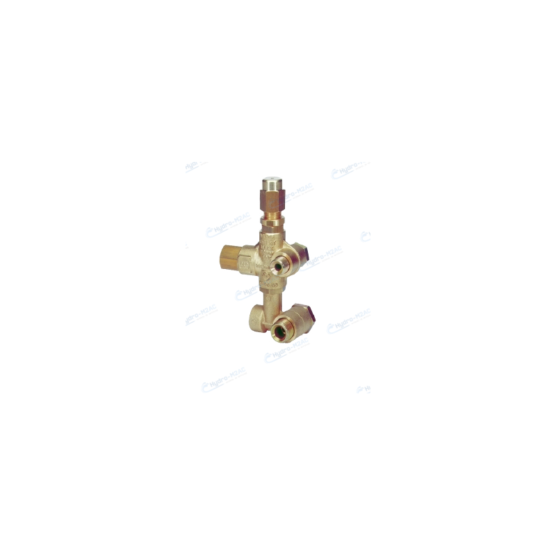 60.0930.00 - VANNE BY-PASS VB75 POUR POMPE INTERPUMP